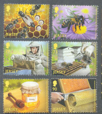 Jersey-|Beekeepers -Bees mnh set 2017