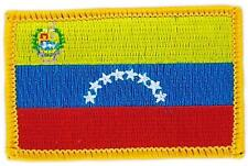 Patch écusson brodé Drapeau VENEZUELA FLAG Thermocollant Insigne Blason 514681ad96b