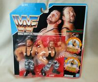 WWF - Wrestler Tag Team Bushwhakers Series 2 Hasbro Unopened Figure 1990 WWE WWF
