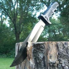 """13"""" Tactical Fixed Blade Machete Survival Knife Hunting Army Military w/ Sheath"""