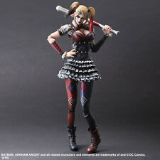 BATMAN ARKHAM KNIGHT PLAY ARTS KAI HARLEY QUINN ACTION FIGURE