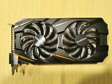 Grafikkarte GIGABYTE GeForce GTX 1060 3gb OC