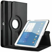 360° Schutzhülle für Samsung Galaxy Tab 4 T530/T535 Cover Case PU-Leder Tasche