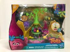 Dreamworks - Trolls Camp Critter Pod - Play Set w/Figures - Brand New