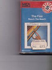 The Fixx-Reach The Beach Music Cassette
