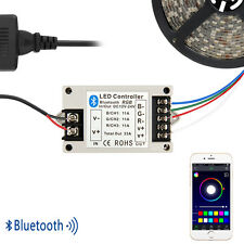 Bluetooth Wireless IOS App Controller For RGB 5050 3528 LED Strip Light + Cables