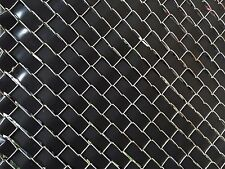 Privacy Fence Weave for Chain Link Fence - 250ft. Roll - BLACK