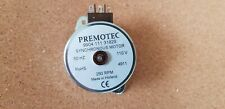 PREMOTEC  9904 111 31829  MOTOR FOR TURNTABLE