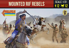 Strelets 1/72 Mounted Rif Rebels # 190