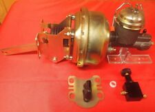1964 1965 1966  ford mustang brake booster INCLUDES ADJUSTABLE PRO valve