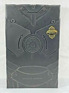 """Hot Toys Iron Man Mark III Gunmetal SDCC EXC Silly Things """"TK"""" Edition MMS101"""