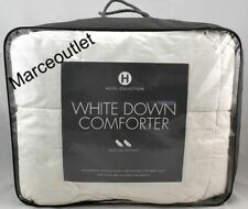 Hotel Collection White Down Comforter 400 Thread Count Full Queen Medium Weight