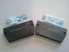 STK392-150 STK392 150 CONVERGENCE IC'S L 2 PCs