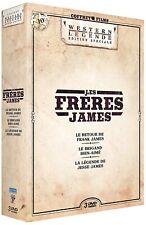 DVD - Les Frères James WESTERN LEGENDE - LA TRIOLOGIE - HENRI FONDA
