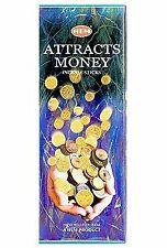 Hem Incense Sticks Attracts Money Bulk 120 Stick for Cleansing Spiritual
