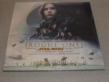 OST - ROGUE ONE - Michael Giacchino - A Star Wars Story - 2LP Vinyl // NEU & OVP