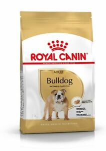 Food For Dogs Adults (From 12 Months) Royal Canin Bulldog Adult