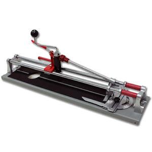 Fliesenschneider 600 mm 3 Funktionen Schneidmaschine Fliesenlochschneider