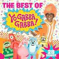 YO GABBA GABBA! The Best Of CD BRAND NEW