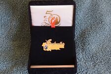 Disneyland Cinderella 50Th Anniversary Le 1950 Boxed Pin - Retired Disney Pins