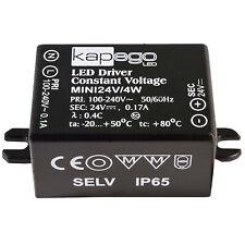 Alimentatore 4W 24V 0.17A trasformatore AC/DC per esterni IP65 luci LED 220V