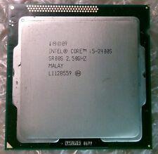 Intel Core i5 2400s SR00S 2.5GHz Quad Core LGA1155 Processor CPU