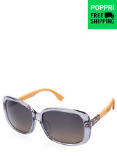 FENDI Square Sunglasses Gradient Lenses Made in Italy FF 0071/F/S RRP €240