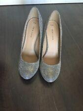 New Look Beautiful Women Sparkling High Heels Shoes 5 UK 38 EU