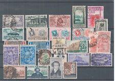 LOTTO 1950 1951 ITALIA REPUBBLICA FRANCOBOLLI ANNATA COMMEMORATIVI USATO