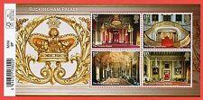 2014 Ms3601 Buckingham Palace Minisheet - Barcode Margin.