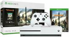 Brand New Microsoft Xbox One S 1TB Console - Tom Clancy's The Division 2 Bundle