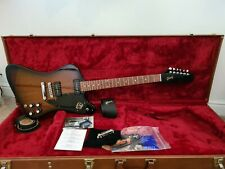 Gibson Firebird Studio 2018 with Gibson Hard Case.