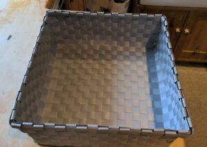 Small Grey Storage Box