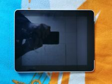 Apple iPad 1 -32GB - 3G (Cellular) - Black - Good Condition! Fast Delivery!