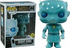 Game of Thrones Night King Pop Vinyl 44 Gamestop EXC 2 GITD Post