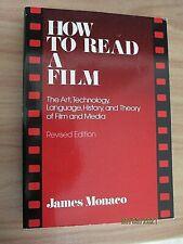 How to read a Film James Monaco 1981