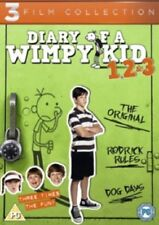 Diary of a Wimpy Kid 1 2 3 One Two Three New Region 4 DVD Box Set