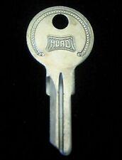 O1122A HURD KEY BLANK Studebaker Trunk '51-59, Kaiser Frazer '47-51, CORD 31+