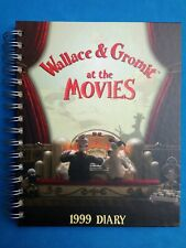 Wallace And Gromit -  At the Movies 1999 Diary