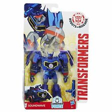 Transformers Robots in Disguise Deluxe Class SOUNDWAVE Brand New & Sealed