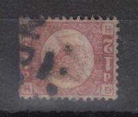 GB QV 1/2d Bantam Plate 11 Fine Used X9139
