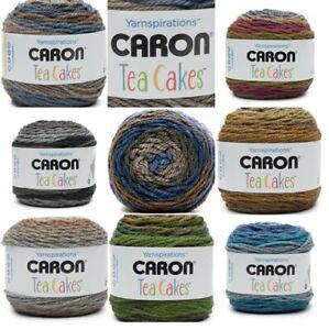 [BUY 10 GET 25% OFF] Caron Tea Cakes 240g Yarn - super chunky yarn