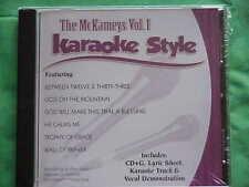 The McKameys~#1 ~ Christian ~Daywind ~Karaoke Style ~ God on the Mountain ~ CD+G
