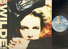 KIM WILDE CLOSE 1988 LP  Innersleeve-LYRICS-PHOTO