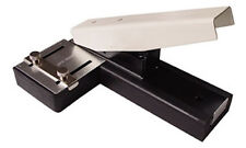 Stapler Style Adjustable ID Card Slot Punch with Adjustable Guide P-8 3943-1020