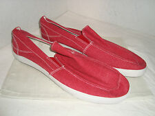 New American Rag Swift Mens Red Casual Shoes 7 Medium