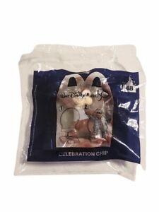 2021 McDonald's Disney World 50th Anniversary Toy Celebration Chip