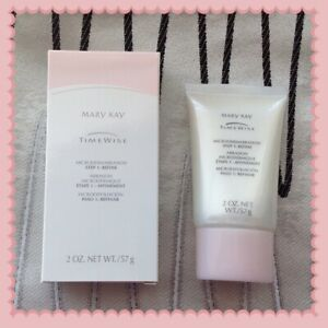 W) New In Box Mary Kay Timewise Microdermabrasion Step 1: Refine ~ 2.5 oz