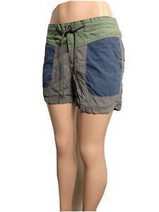 "Columbia Women Size 10 Hiking Swim Outerwear  Short Pockets Inseam 3.5""(m4"