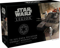 TX-225 GAVw Occupier Tank Unit Expansion Star Wars: Legion FFG NIB